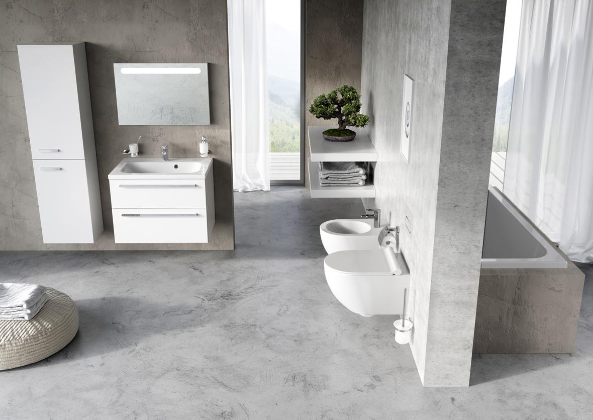 9 érv a RAVAK fürdőszobabútorok mellett