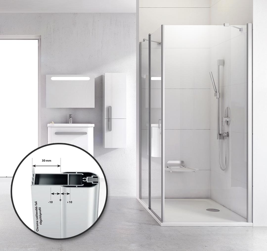 Minden, amit tudnod kell a megújult RAVAK zuhanykabinokról